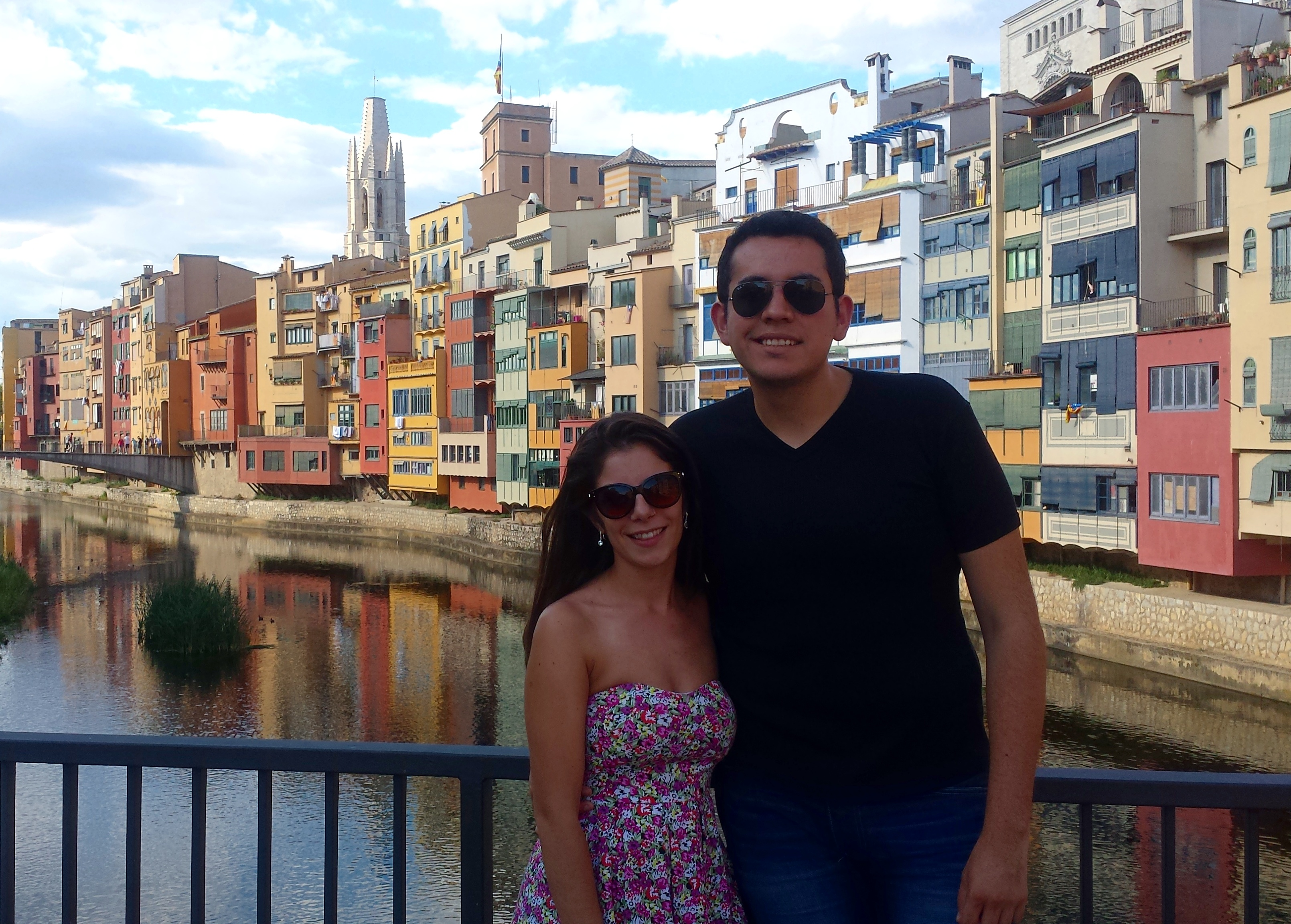 My trip to Girona, Spain
